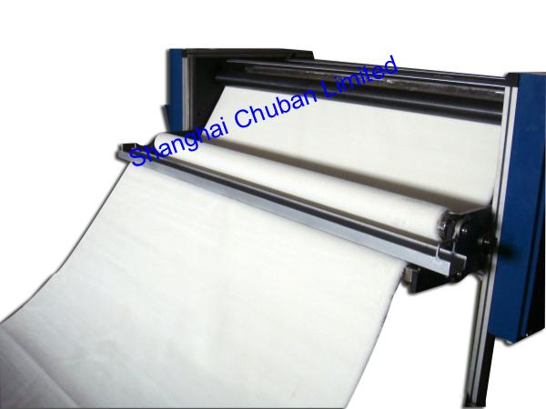 Paint Roller Fabric Slitting Machine