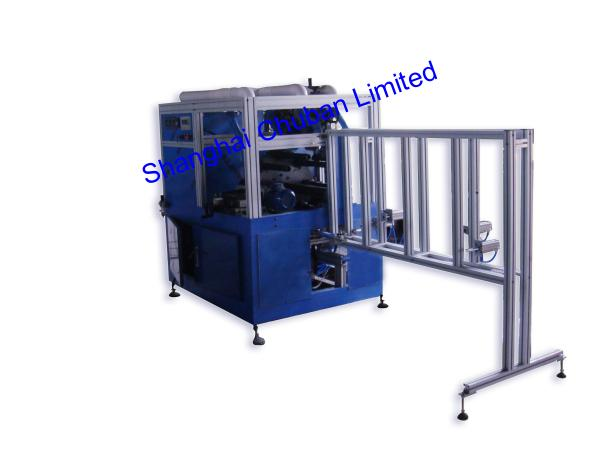 Automatic Paint Roller Finishing Machine