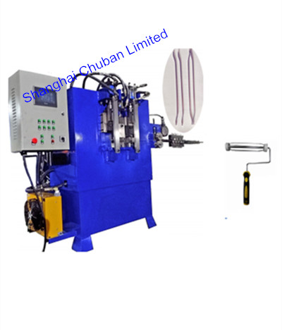 Paint Roller Cage Wire Making Machine